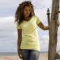 Ladies Stretch Tee Extra Long