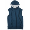 Mens Sleeveless Hoody